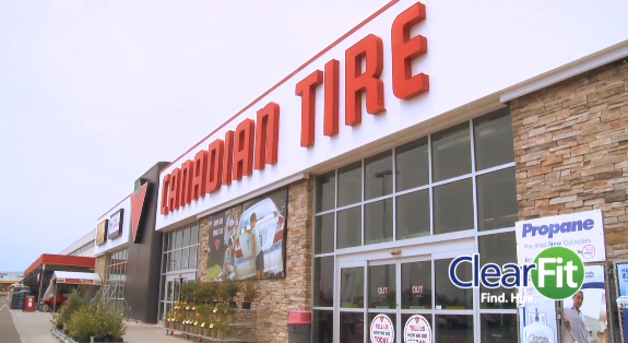 Canadian Tire testimonial for Clearfit