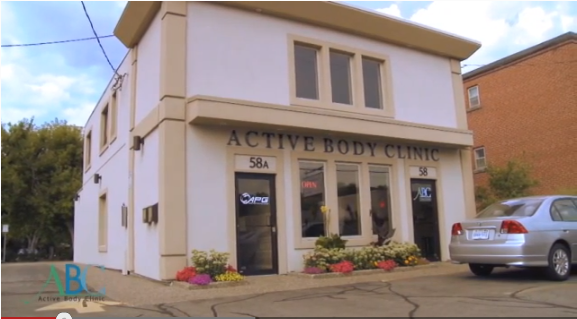 active body clinic in stoney creek ontario.