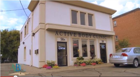 active body clinic in stoney creek ontario.
