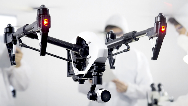 Drones Have Elevated the Indie Film Industry to New Heights