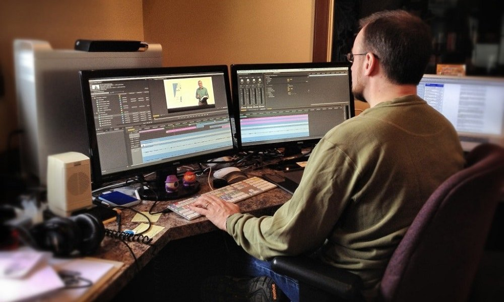 Tech Tuesdays: The Future of Video Editing Could Get Creepy