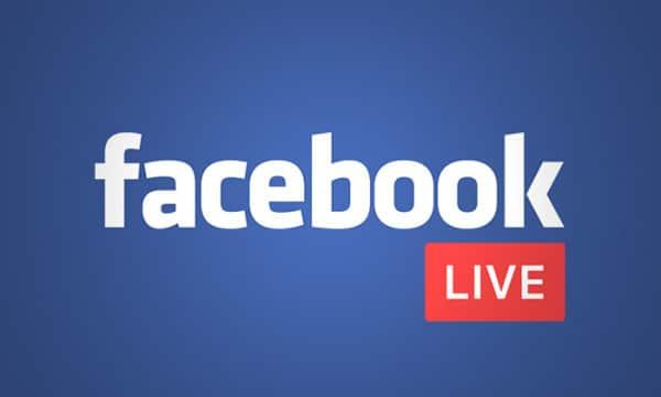 Facebook Live Logo