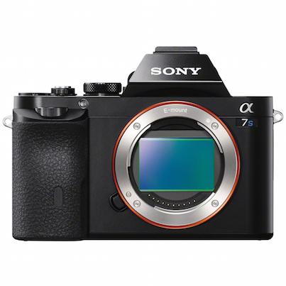 Sony A7S Camera