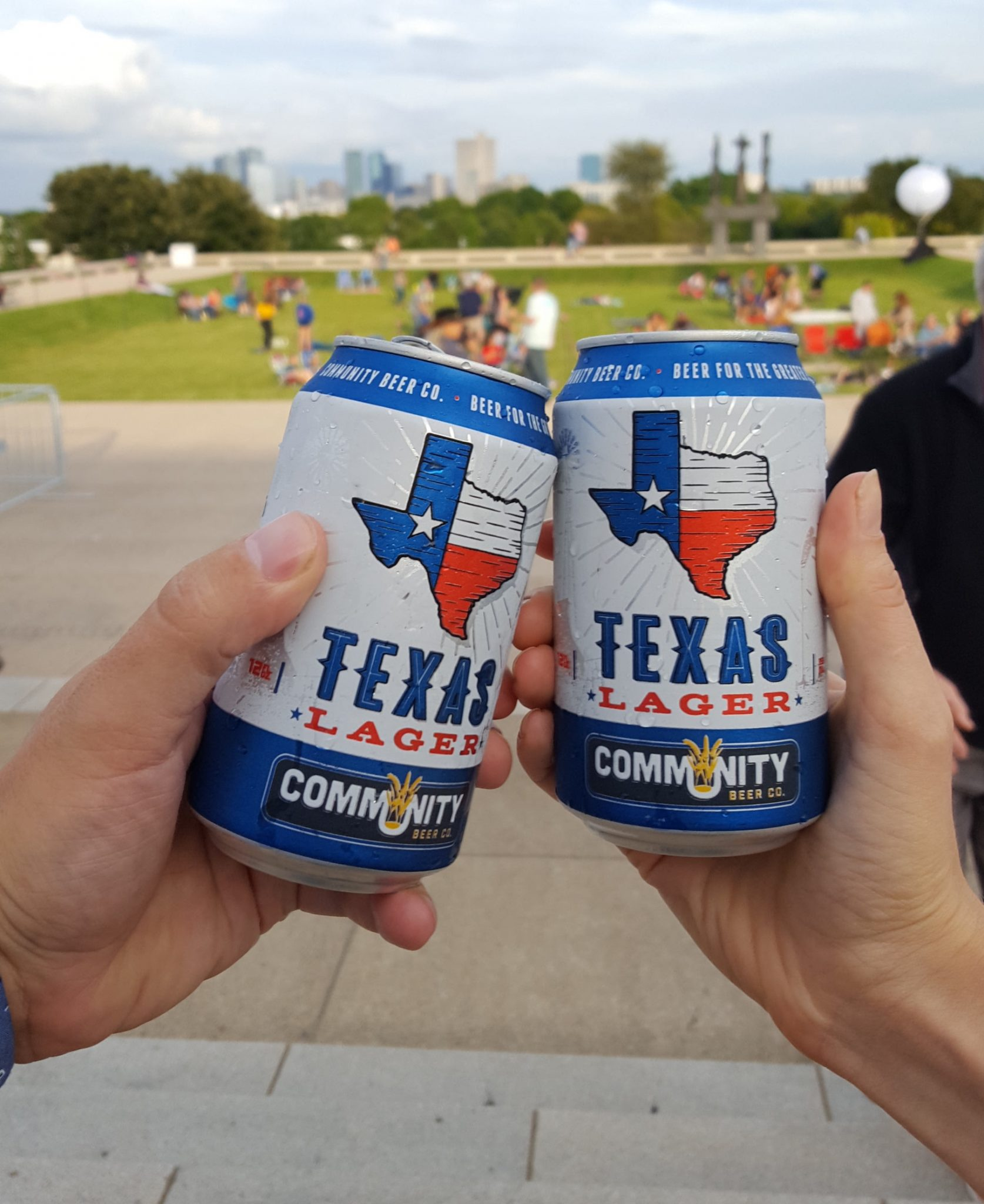 Local Texas Beer in Fort Worth