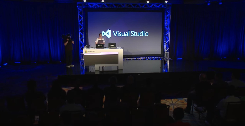 Keynote Speaker Microsoft