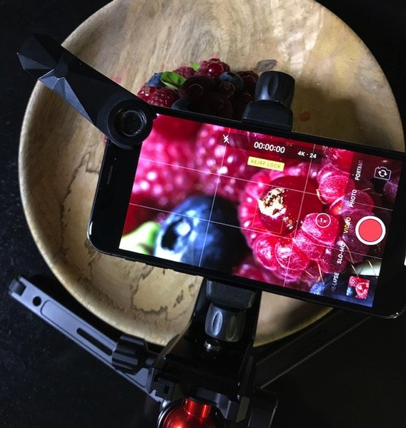 How to shoot food videos on your iphone